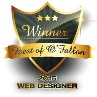 Best of Ofallon Awards 2015 web design
