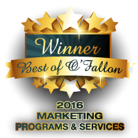 Best of O'Fallon Award - Marketing Services & Programs 2016