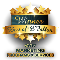 Best of O'Fallon Award - Marketing Services & Programs 2017