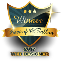 Best of O'Fallon Award - Web Design 2017